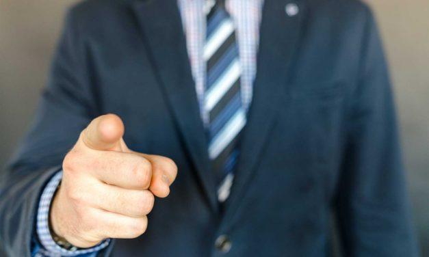 The Ethics of Recriminations